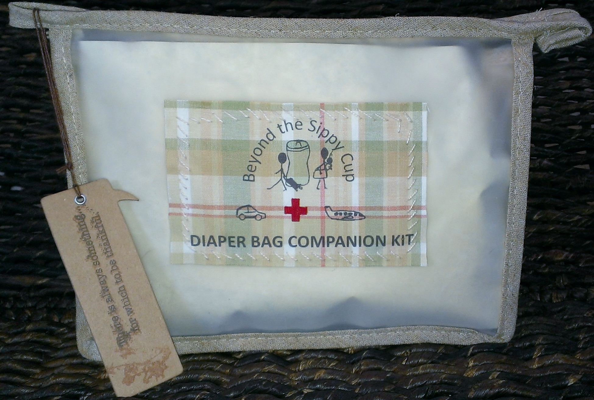 Deluxe Diaper Bag Companion Kit