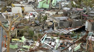 Super-Typhoon in the Philippines Leaves Thousands Devastated