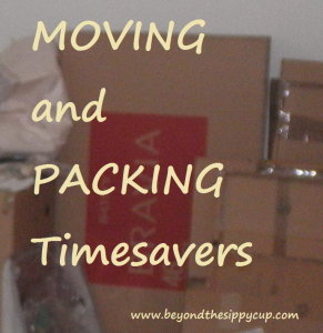 Beyond the Bustle – Moving Timesavers