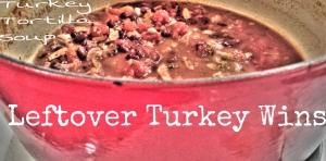 Leftover Turkey Winners